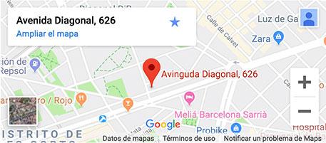 Aervio - Diagonal 626 - Barcelona