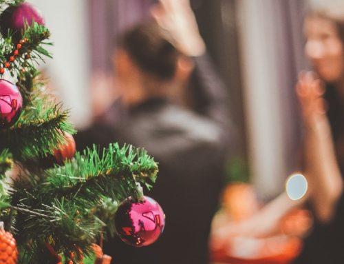 Fortalece a tu equipo en la cena de Navidad