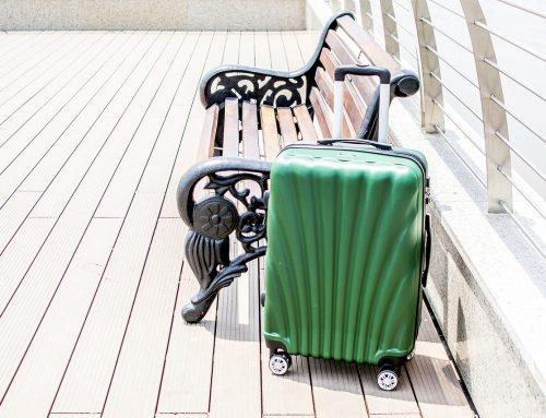 Llévate el equipaje 100% verde para viajar de manera sostenible