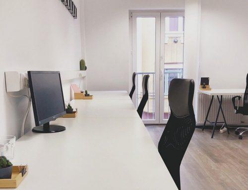 La desescalada y la fase de readaptación en las oficinas