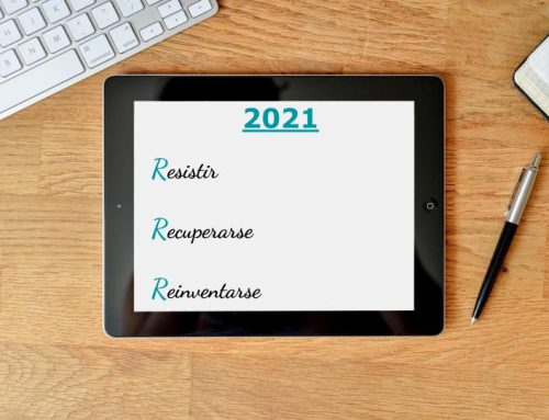 Estrategia 3R para 2021: Resistir, Recuperarse y Reinventarse