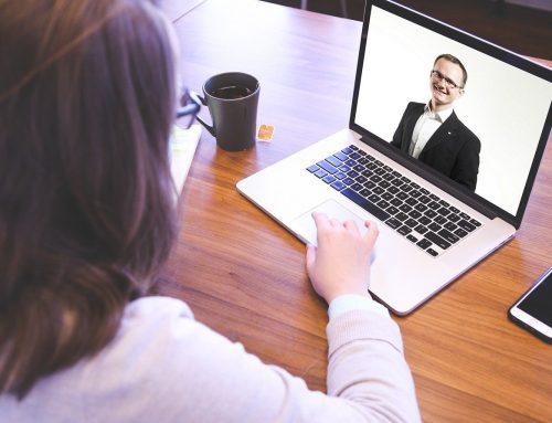 Experiencias atractivas en eventos y reuniones virtuales