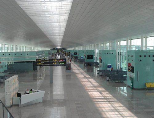 Viajar desde un aeropuerto seguro