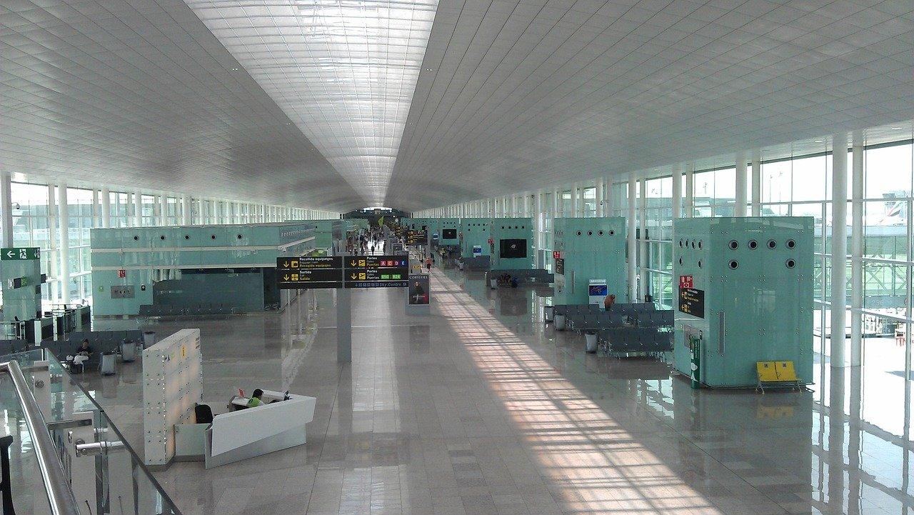 Aeropuerto seguro y certificado